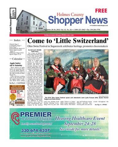 afb05b7c6b643 Holmes County Shopper, Sept. 20, 2012 by GateHouse Media NEO - issuu