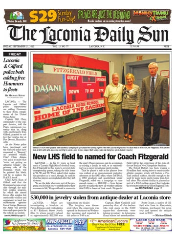 huge discount 7d89f bafb6 The Laconia Daily Sun, September 21, 2012 by Daily Sun - issuu