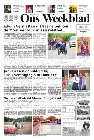 082596fffec307 Ons Weekblad B 21-09-2012 by Uitgeverij Em de Jong - issuu