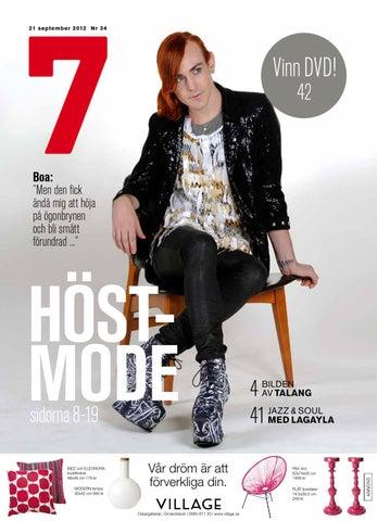 a4840b5b6a64 Tidningen 7 nr 34 2012 by 7an Mediapartner - issuu