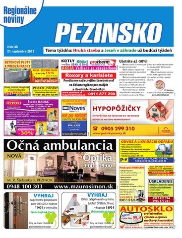 e6b4ec0230 Pezinsko 12-38 by pezinsko - issuu