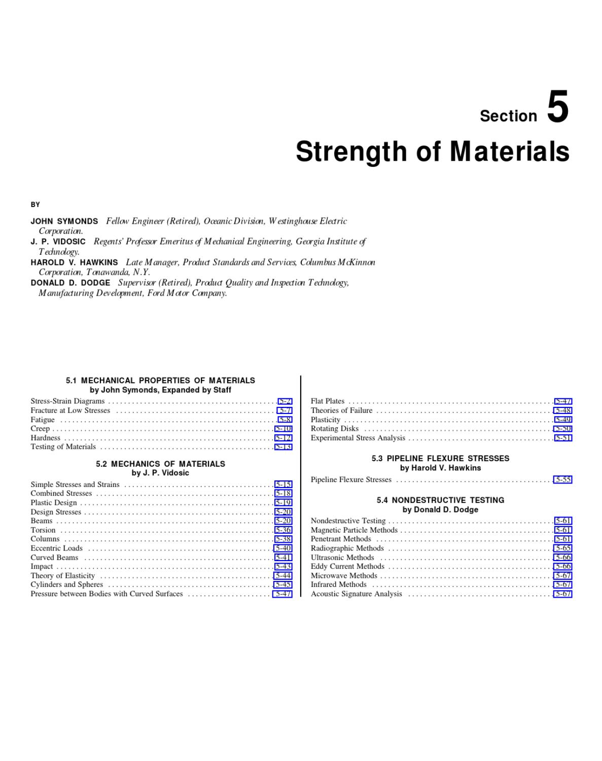 Strength of Material by neeraj upadhyay - Issuu