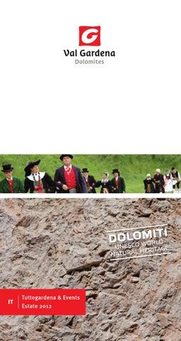 Tuttogardena 2012 - Val Gardena Gröden by DOLOMITES VAL ...