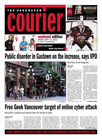 e2b21626c6b Vancouver Courier September 21 2012 by Glacier Digital - issuu