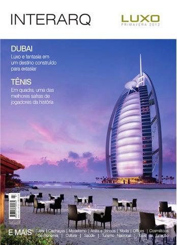 6377acbe2be Revista InterArq Luxo Primavera 2012 by Revista InterArq - issuu