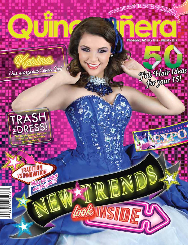af2f66bbc5 Phoenix Quinceanera Magazine by QUINCEANERAS MAGAZINE - issuu