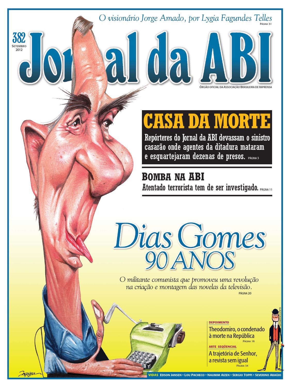 Jornal da ABI 382 by Francisco Ucha - issuu cd026d19d7f