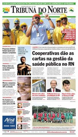 5c4bd987dc Tribuna do Norte - 23 09 2012 by Empresa Jornalística Tribuna do ...