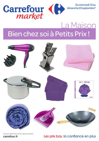 Carrefour Market Catalogue 12 23 Septembre 2012 By