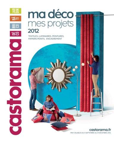 Castorama Catalogue 4 Septembre 31 Decembre By Promocatalogues Com Issuu