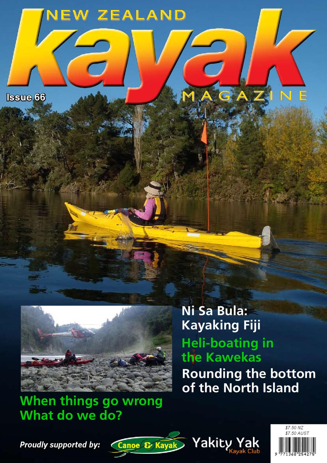 Issue 66 By Canoe Kayak Issuu