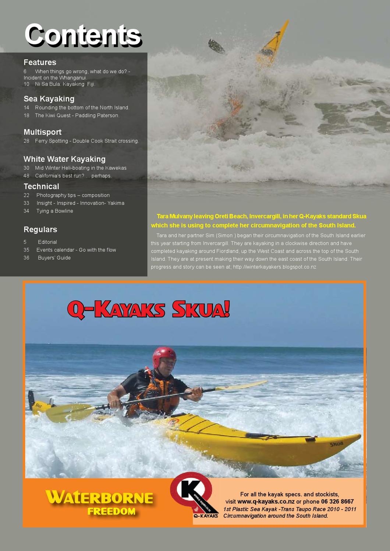 Issue 66 by Canoe & Kayak - issuu