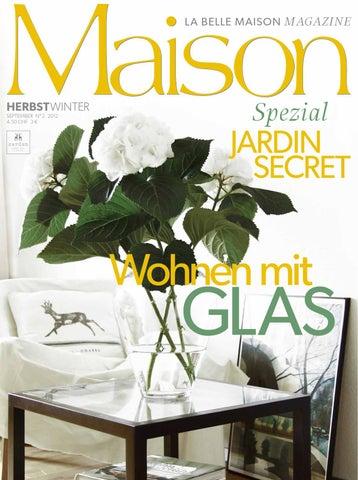 La Belle Maison N°1 by LivingStyleMedia - issuu