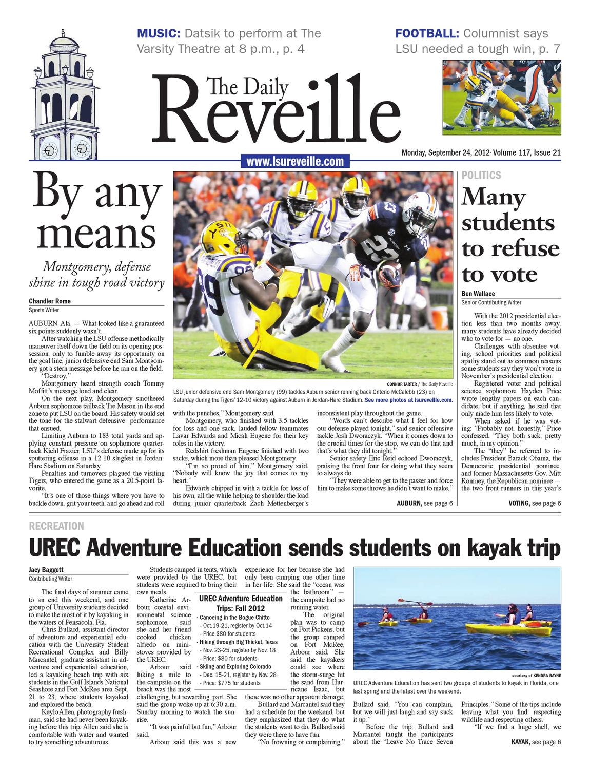 712c0facd27a The Daily Reveille - September 24