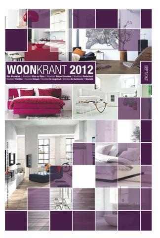 Woonkrant by uitgeverij em de jong issuu for Nassau indus deur bv oosterhout