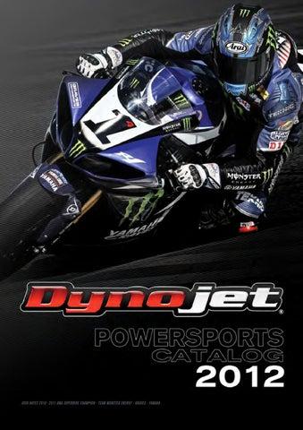 DynoJet Dyno ATV Jet Kit Stage 1 Yamaha Grizzly 350 Auto IRS 07 08 09 10 11 Q431