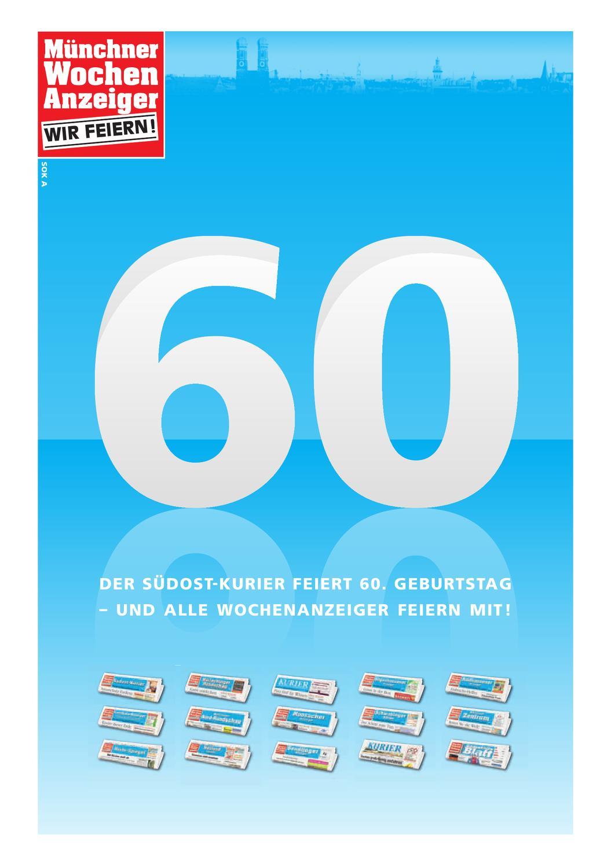 60 Jahre Südost-Kurier A by Münchner Wochenanzeiger - issuu