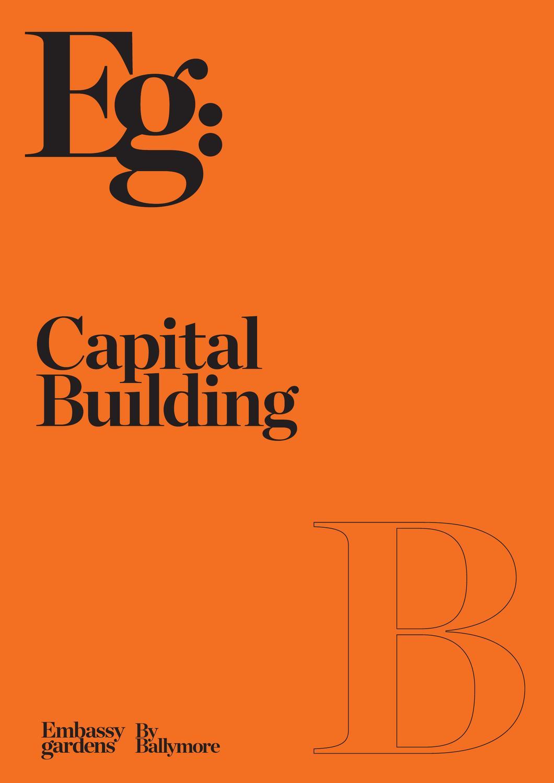Eg Capital Building Floor Plan B By Ballymore Properties Ltd Issuu