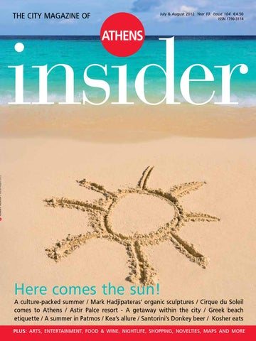 a89094d15399 Insider Issue 104 July   August 2012 by Insider Publications - issuu