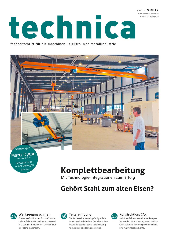 Technica 2012/09 by Technica - issuu
