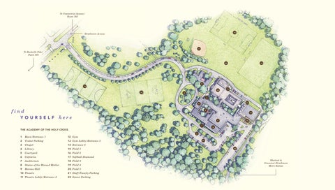 AHC Campus Map by The Academy of the Holy Cross - issuu