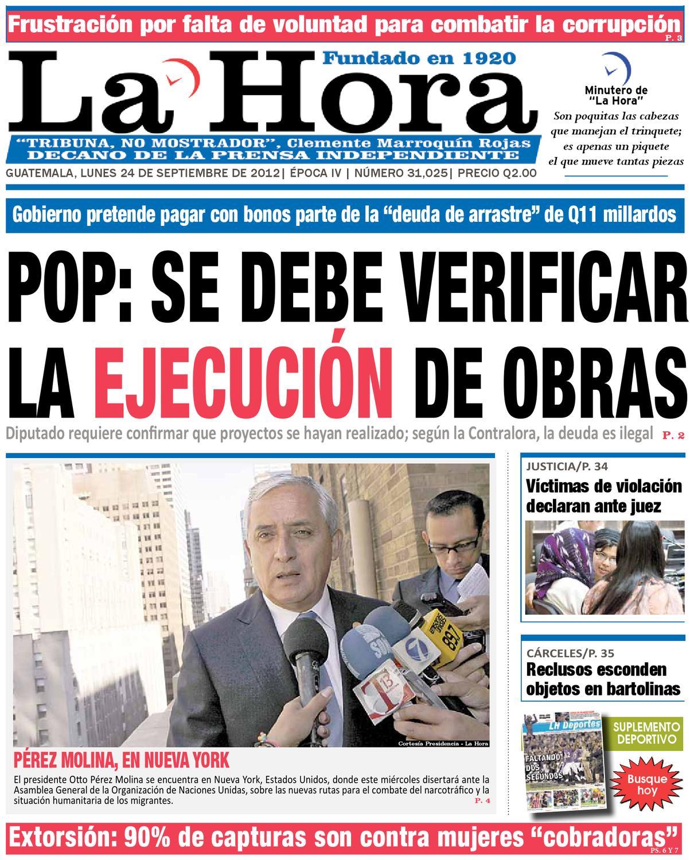 best website b4024 0cafb Diario La Hora 24-09-2012 by La Hora - issuu