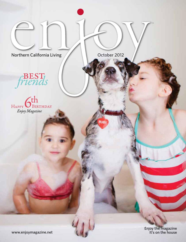 2d8d1042802 Enjoy Magazine - October 2012 by Enjoy Magazine - issuu