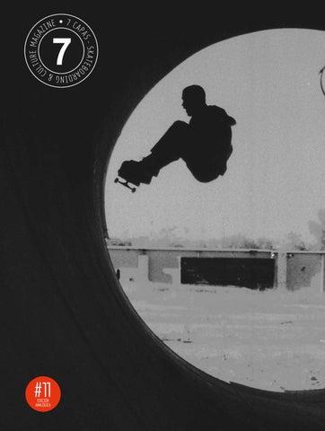 7capas Skateboarding   Culture Magazine Edición  11 by 7capas ... 91fb088c39f3