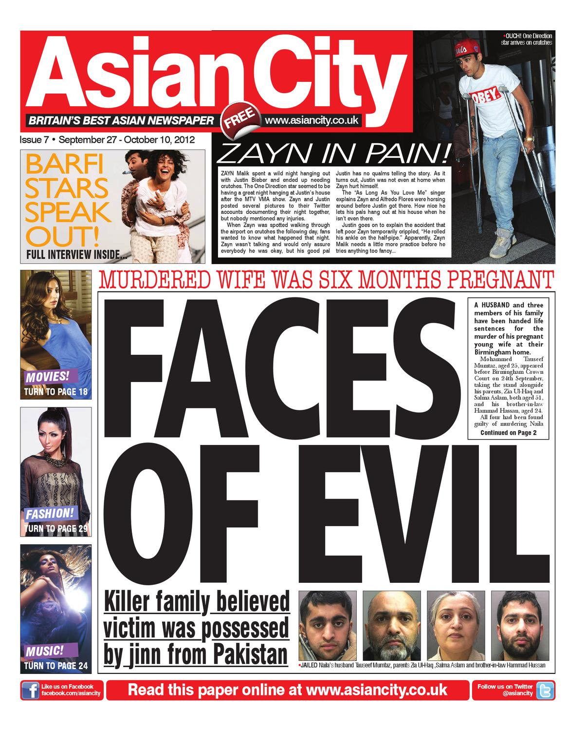 Asian City Issue 7