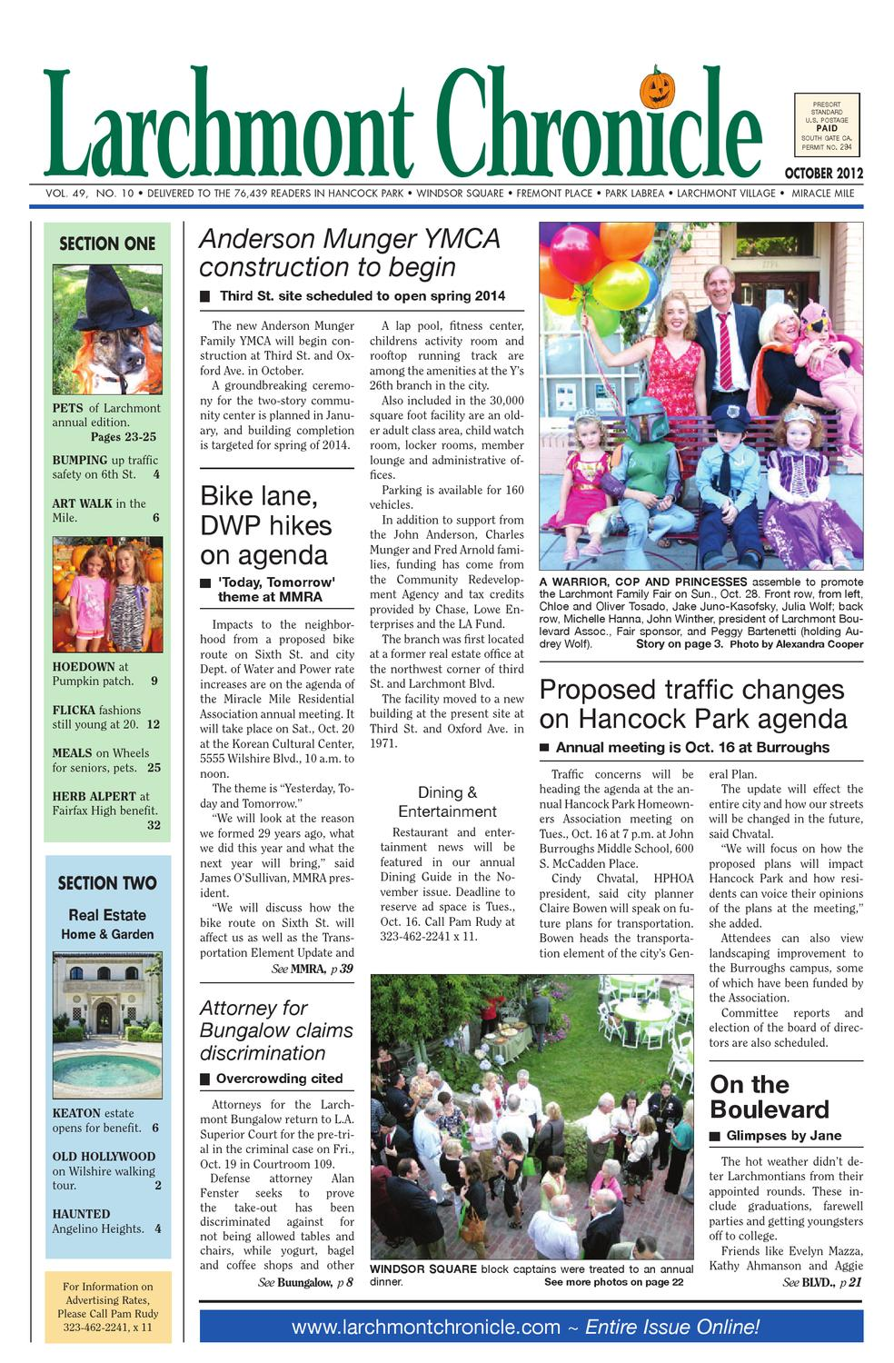 959de0428ab 2012 - 10 Larchmont Chronicle by Larchmont Chronicle - issuu