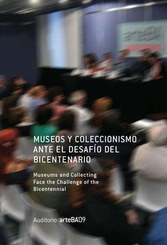 Auditorio arteBA09 by arteBA Fundación - issuu 0188d865c90