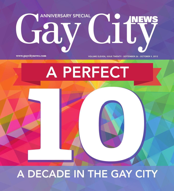 10th Anniversary of Gay City News