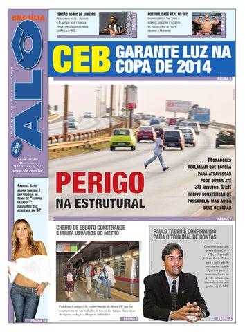 Qua, 26/09/2012 by Alô Brasília Comunicações Ltda - issuu