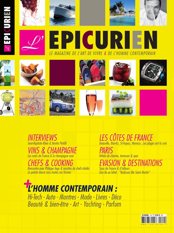 e5c7c28a31e39c L EPICURIEN magazine 110 by Tony Barusta - issuu