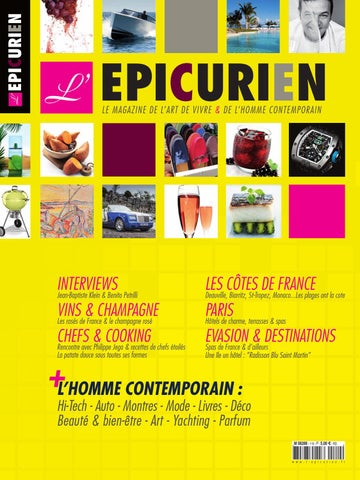 issuu L'EPICURIEN by Barusta 110 Tony magazine LzpUGqSMV