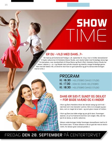 dating dans show