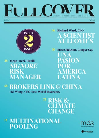 Fullcover n 2 by mds global insurance risk consultants issuu page 1 fandeluxe Gallery