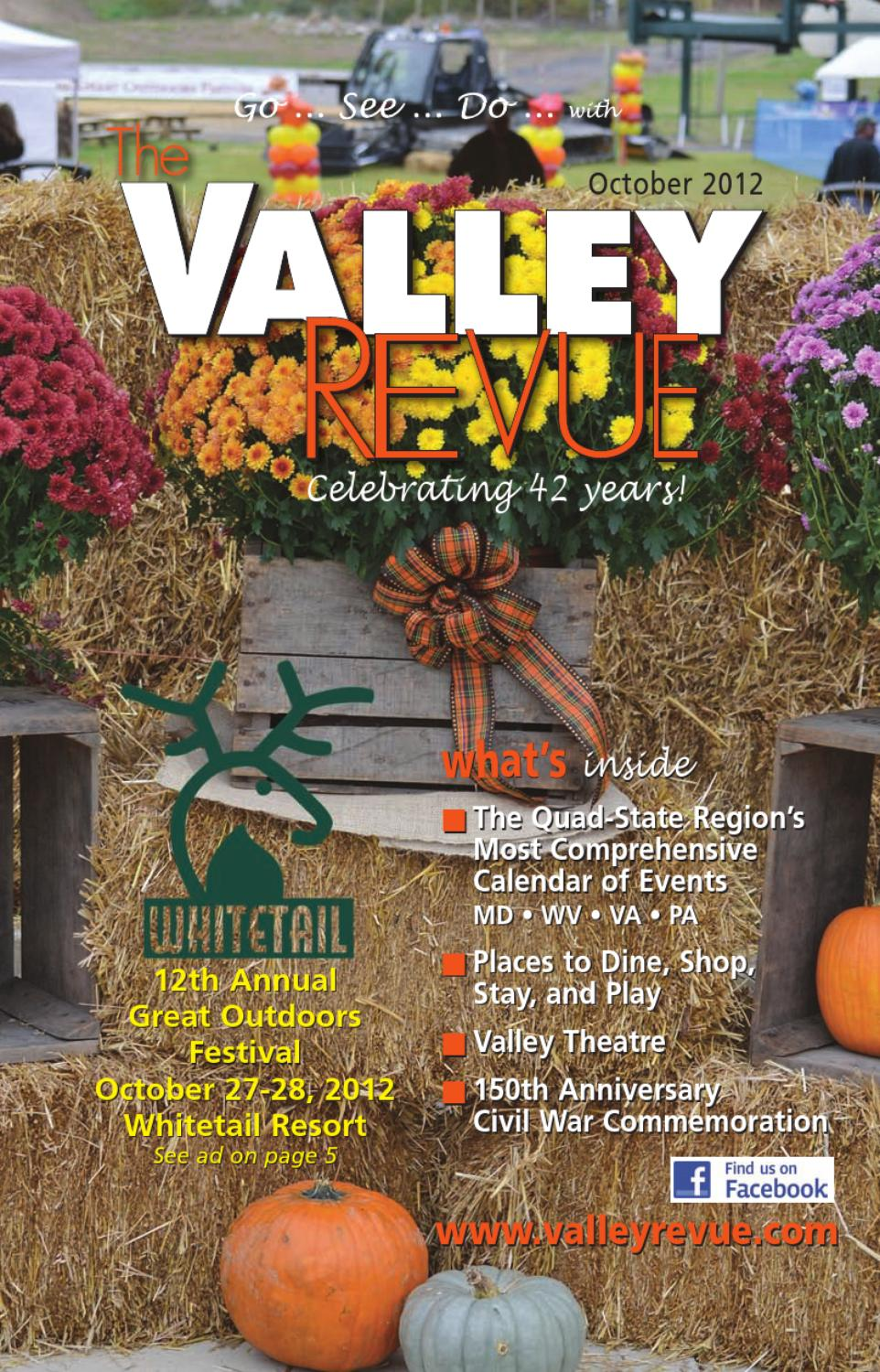 9d5427c7433 October 2012 Valley Revue by The Valley Revue - issuu