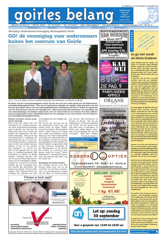 goirles belang 39 26 09 2012 by gbg primeur issuu