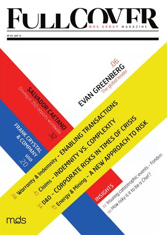 Fullcover n 4 by mds global insurance risk consultants issuu page 1 fandeluxe Image collections
