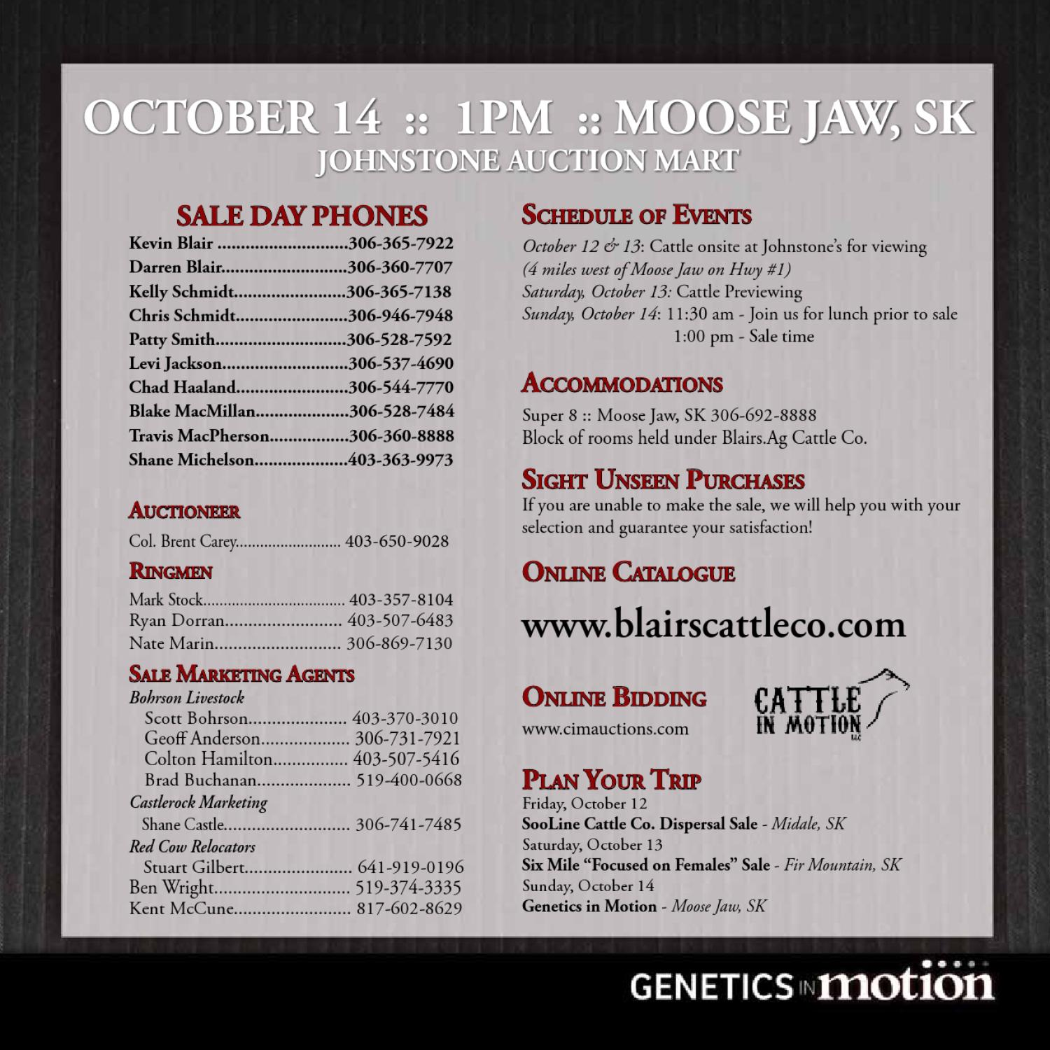Genetics in Motion Sale by Tracy McMurphy - issuu