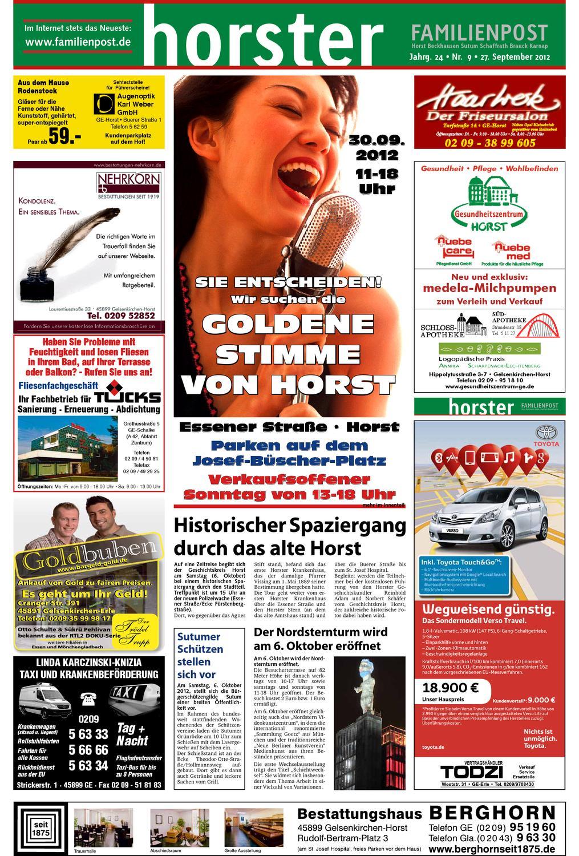 Familienpost Horst by Verlag Familienpost issuu
