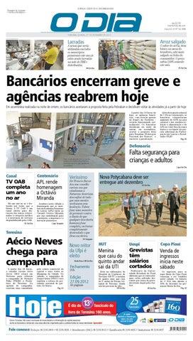 O DIA by Jornal O Dia - issuu 7f9d378ae2