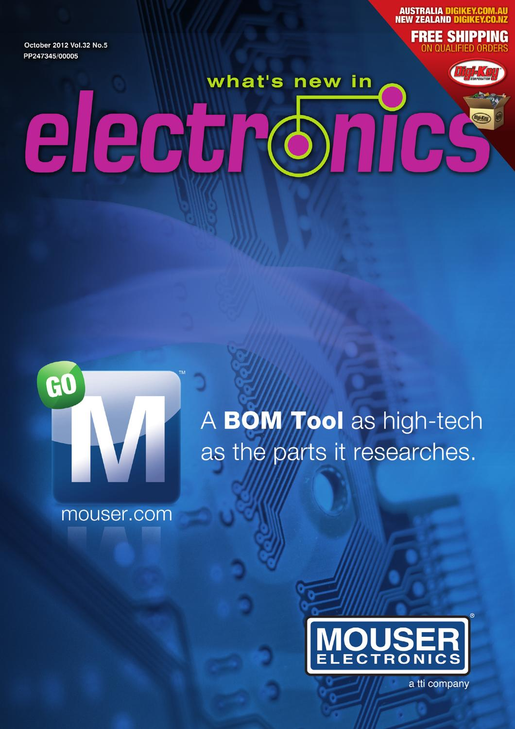 Whats New In Electronics Oct 2012 By Westwick Farrow Media Issuu Choppers Australia O View Topic Electrics And Relays