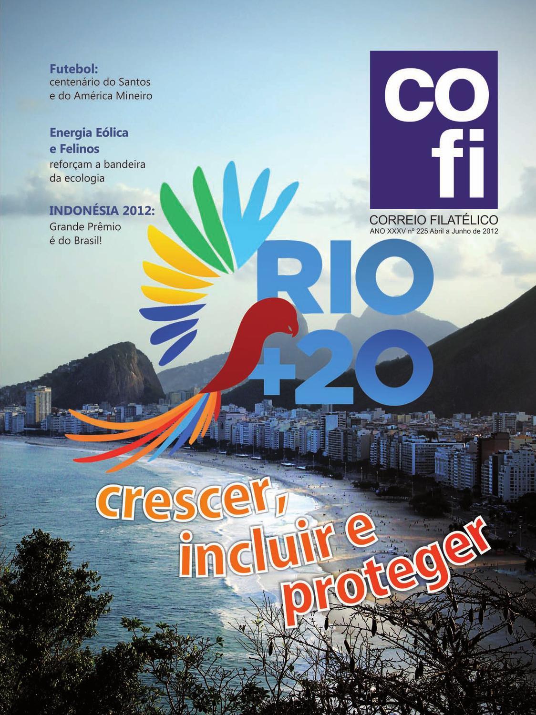 Revista COFI 225 by Correios – Empresa Brasileira de Correios e Telégrafos  - issuu 1e897f24d09a4