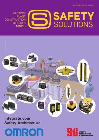 574efb0016 Safety Solutions Oct Nov 2012 by Westwick-Farrow Media - issuu