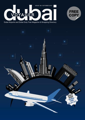 Dubai Voyager October 2012 By Motivate Media Group Issuu