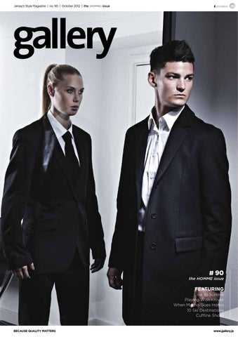 Gallery Magazine issue 90 - 'The Homme Issue'