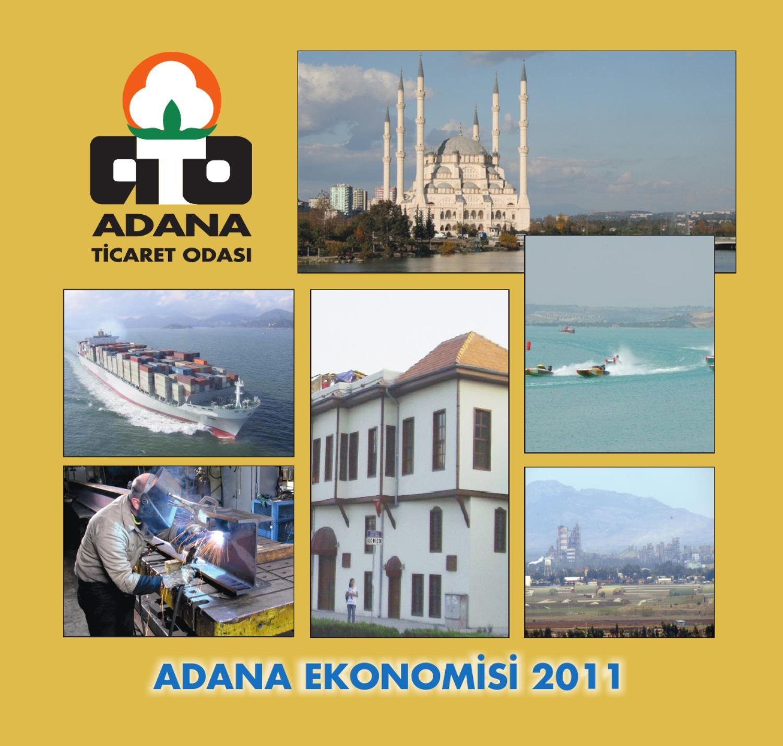 Adana Ekonomisi Raporu By Adana Ticaret Odasi Dergisi Issuu