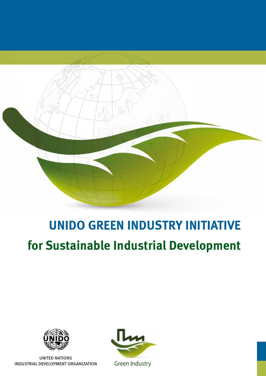 environmental sustainability and industrialized development can Our common future, chapter 8: report of the world commission on environment and development: industrial growth and sustainable industrial development in a.